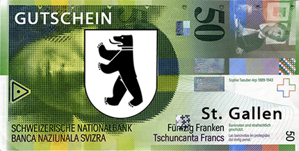 50 Franken Gutschein?