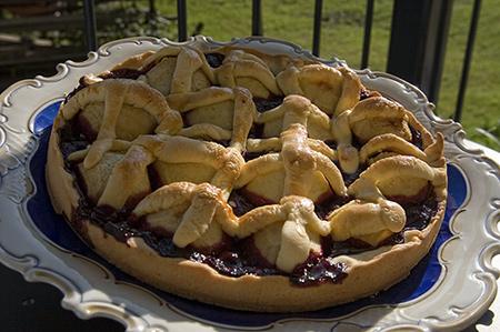 aronia-apfelkuchen