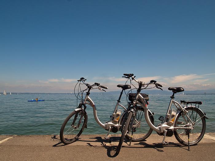 Pedal-Heroes dank E-Bike