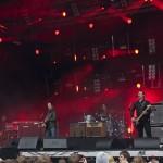 The Stereophonics auf der MTV-Bühne